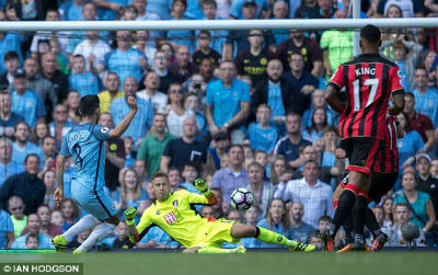 Chi tiết Manchester City - Bournemouth: Niềm vui không trọn vẹn (KT) - 10