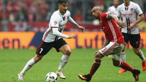 """Bayern Munich - Ingolstadt: Cả gan vuốt râu """"Hùm"""" - 1"""