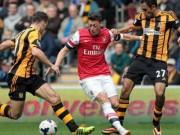 Chi tiết Hull City - Arsenal: Siêu phẩm của Xhaka (KT)