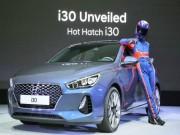 Hyundai i30 2017chính thức lộ diện, đối đầu Ford Focus