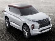 Mitsubishi GT-PHEV Concept - SUV hạng sang lộ diện