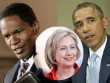 Những vai diễn cực chất về TT Obama và bà Clinton