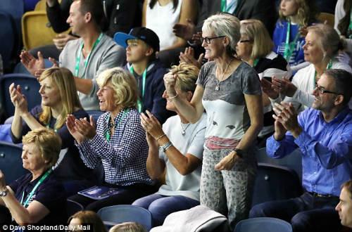 Anh em Murray giúp VQ Anh tạm thoát hiểm ở Davis Cup - 2