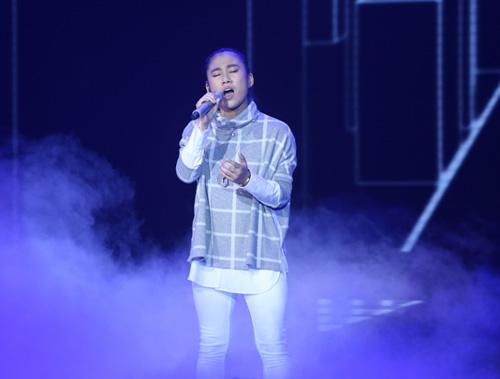 Đông Nhi khóc nấc vì học trò The Voice Kids bị chỉ trích - 6