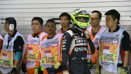 Phân hạng Singapore GP: Đỉnh cao Rosberg, vực sâu Vettel - 4