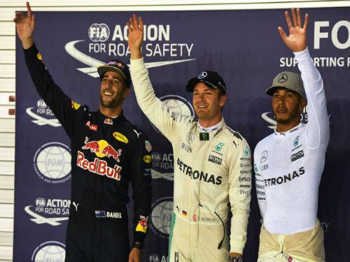 Phân hạng Singapore GP: Đỉnh cao Rosberg, vực sâu Vettel - 1