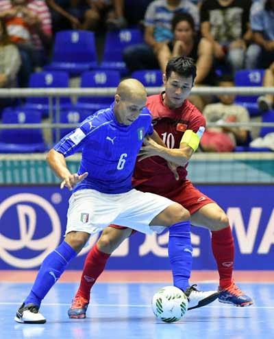 Chi tiết futsal Việt Nam – Italia: Cảm xúc vỡ òa (KT) - 4