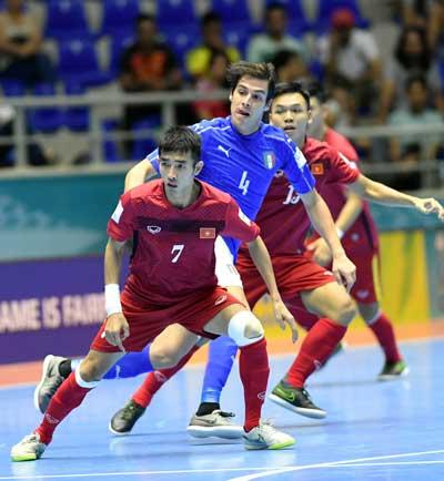 Chi tiết futsal Việt Nam – Italia: Cảm xúc vỡ òa (KT) - 6