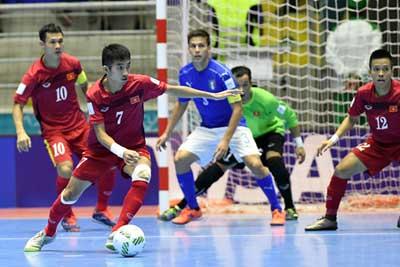 Chi tiết futsal Việt Nam – Italia: Cảm xúc vỡ òa (KT) - 3