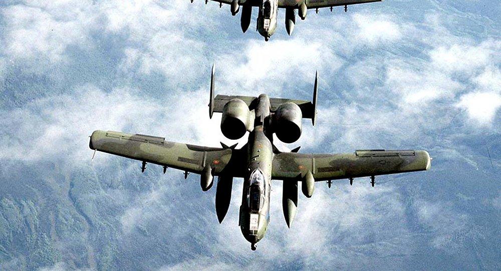 """Mỹ dội bom quân đội Syria vì tưởng nhầm """"xe tăng IS"""" - 1"""