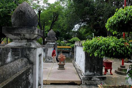 Lăng mộ cổ nằm trên khu đất 'long mạch' ở TP.HCM - 10