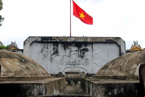 Lăng mộ cổ nằm trên khu đất 'long mạch' ở TP.HCM - 13