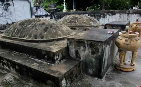 Lăng mộ cổ nằm trên khu đất 'long mạch' ở TP.HCM - 15