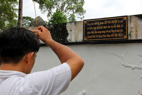 Lăng mộ cổ nằm trên khu đất 'long mạch' ở TP.HCM - 8
