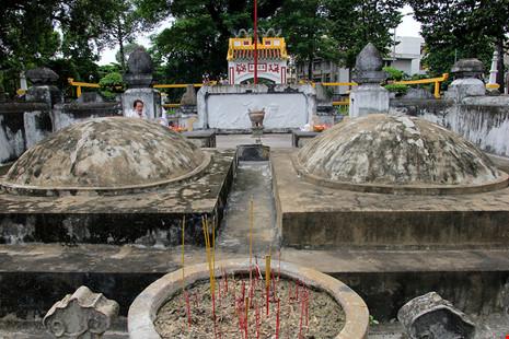 Lăng mộ cổ nằm trên khu đất 'long mạch' ở TP.HCM - 21