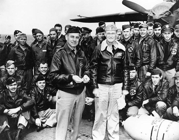 Cú phản đòn phi thường của Mỹ sau trận Trân châu cảng - 1
