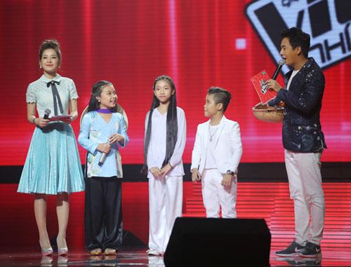 Chi Pu bị chê là MC thảm hoạ tại The Voice Kids - 2