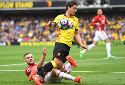 Chi tiết Watford - MU: Nhấn chìm bằng quả penalty (KT) - 3