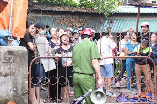 Vụ cháy 130 ki-ốt: Hàng trăm tỷ đồng thiêu rụi trong 1 đêm - 7