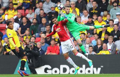 Chi tiết Watford - MU: Nhấn chìm bằng quả penalty (KT) - 4