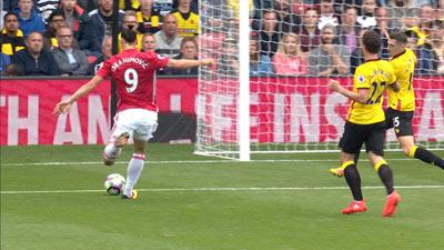 Chi tiết Watford - MU: Nhấn chìm bằng quả penalty (KT) - 7