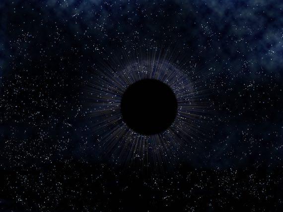Ma quỷ chính là vật chất tối vũ trụ? - 2