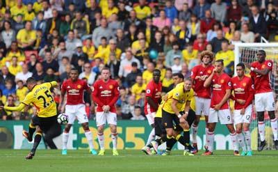 Chi tiết Watford - MU: Nhấn chìm bằng quả penalty (KT) - 11