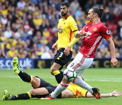 Chi tiết Watford - MU: Nhấn chìm bằng quả penalty (KT) - 10