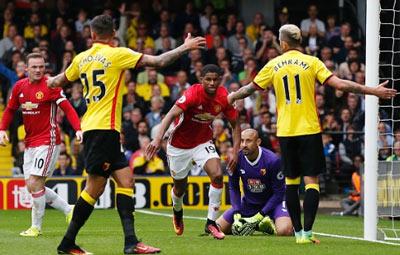 Chi tiết Watford - MU: Nhấn chìm bằng quả penalty (KT) - 14
