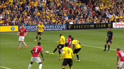 Chi tiết Watford - MU: Nhấn chìm bằng quả penalty (KT) - 15