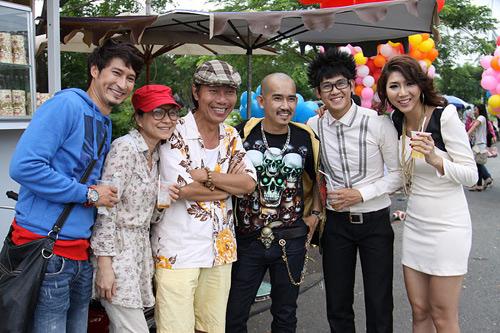 Những vai diễn khó quên của ca sĩ Minh Thuận - 5