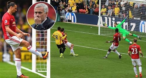 MU: Mourinho trách trọng tài và... thần may mắn - 1
