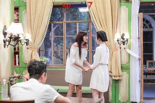 Top 8 Next Top đánh ghen, cãi lộn với Angela Phương Trinh - 1