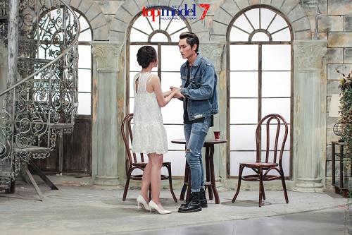 Top 8 Next Top đánh ghen, cãi lộn với Angela Phương Trinh - 2