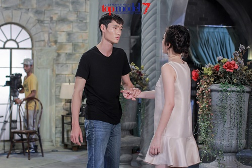 Top 8 Next Top đánh ghen, cãi lộn với Angela Phương Trinh - 3