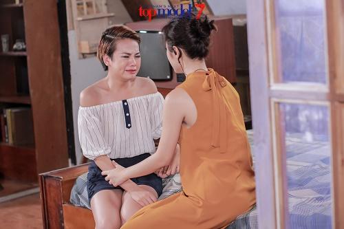 Top 8 Next Top đánh ghen, cãi lộn với Angela Phương Trinh - 6