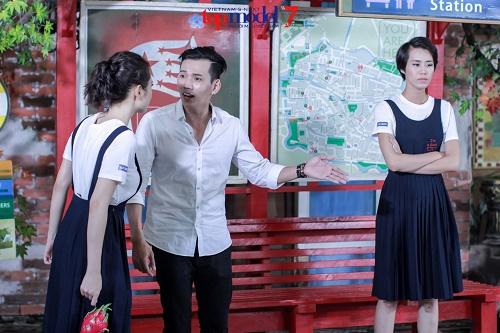 Top 8 Next Top đánh ghen, cãi lộn với Angela Phương Trinh - 5