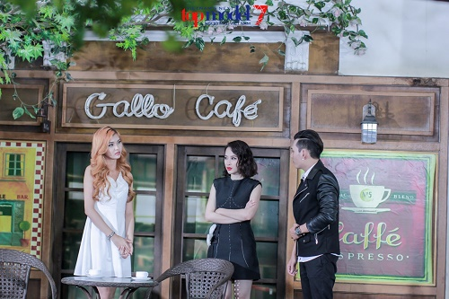 Top 8 Next Top đánh ghen, cãi lộn với Angela Phương Trinh - 4