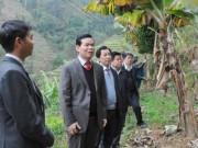Tin tức trong ngày - Cả nhà Bí thư Tỉnh ủy Hà Giang làm quan