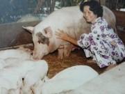 """""""Lộ"""" ảnh cực hiếm của gia đình Hoài Linh thời khó khăn"""