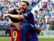 Barca đại thắng ở Liga, Messi nhận nhiều tin vui
