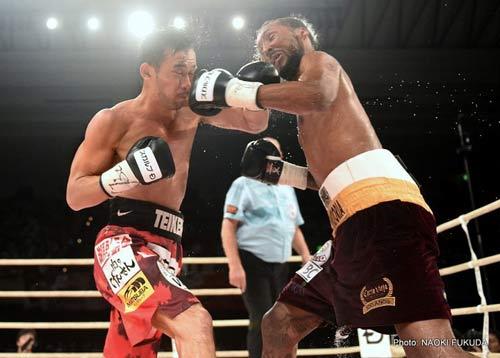 """Boxing: 1 năm 2 lần đau vì """"Tay chiêu thần thánh"""" - 1"""