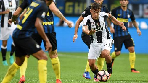 Inter Milan - Juventus: Hiệp 2 sôi động - 1