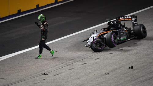 F1, Singapore GP: Siêu chiến thuật tạo nên kì tích - 1