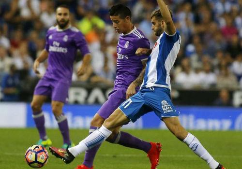 Espanyol - Real Madrid: Đóng thế hoàn hảo - 1