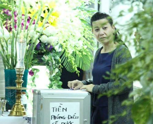 Sao Việt nấc nghẹn đến viếng ca sĩ Minh Thuận trong đêm - 7