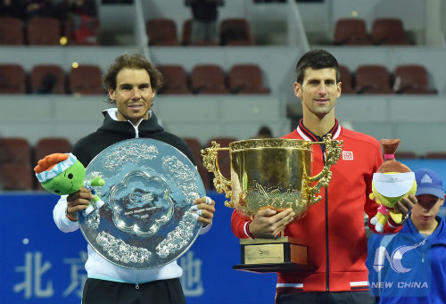 Tennis 24/7: Djokovic, Nadal, Murray cùng dự China Open - 1