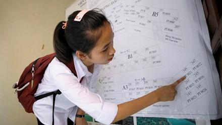 Dự thảo thi THPT quốc gia 2017: Bộ đề thi có chuẩn bị kịp? - 1
