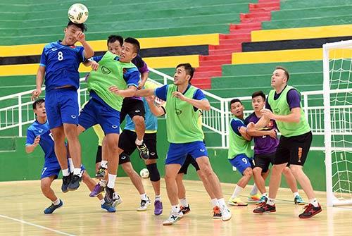 ĐT futsal Việt Nam đụng Nga ở vòng 1/8 World Cup - 1