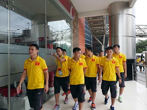ĐT futsal Việt Nam đụng Nga ở vòng 1/8 World Cup - 2